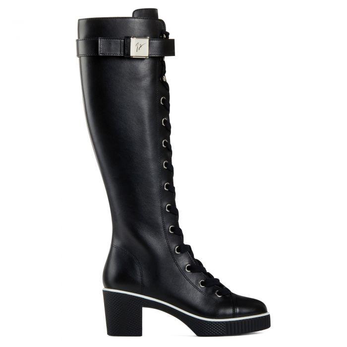 NIDIR - Black - Boots