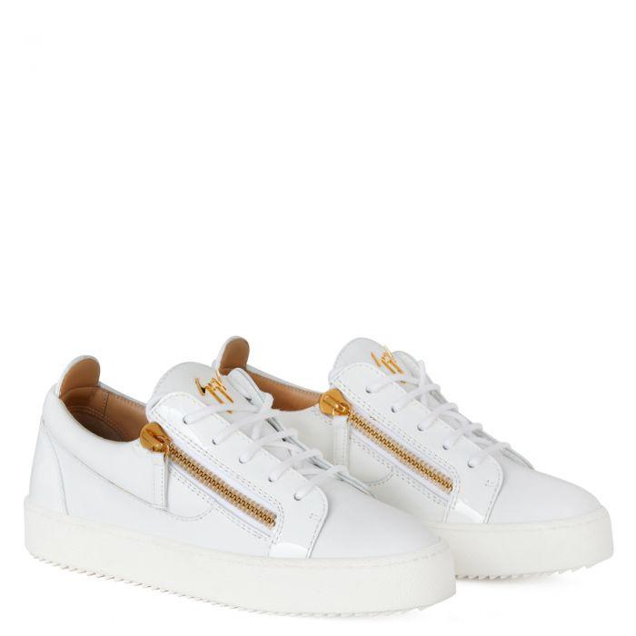 GAIL - Weiss - Low Top Sneakers