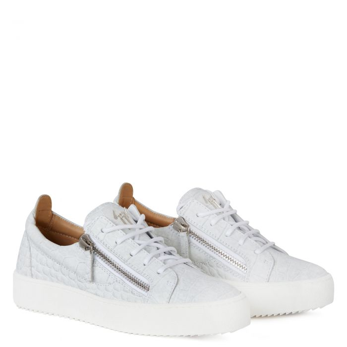 GAIL - Blanc - Sneakers basses
