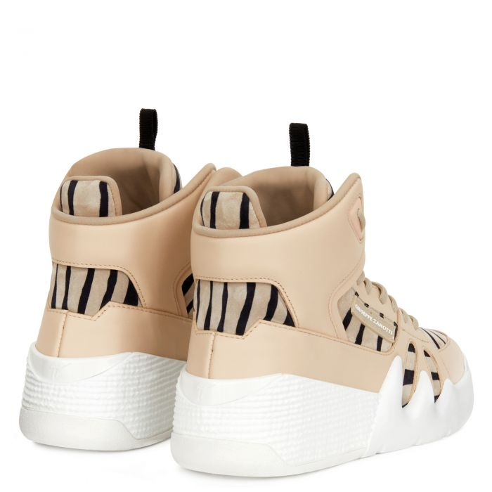 TALON - Multicolor - High top sneakers