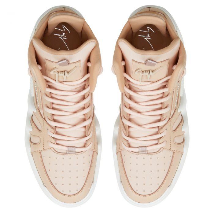 TALON - Pink - High top sneakers