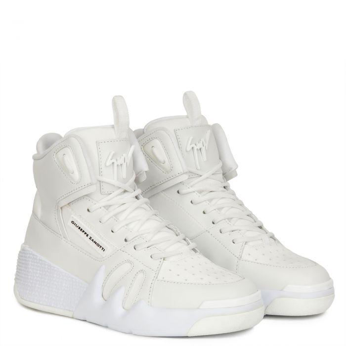 TALON - White - High top sneakers