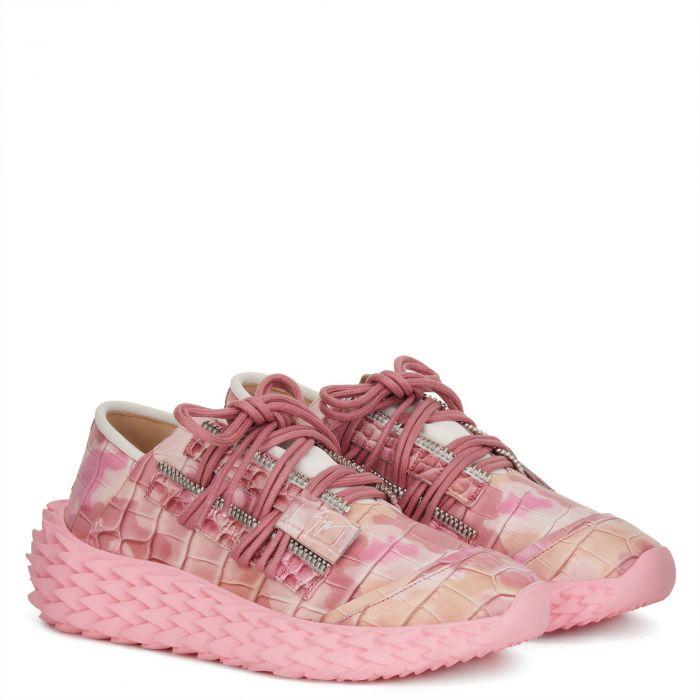 URCHIN - Pink - Low top sneakers