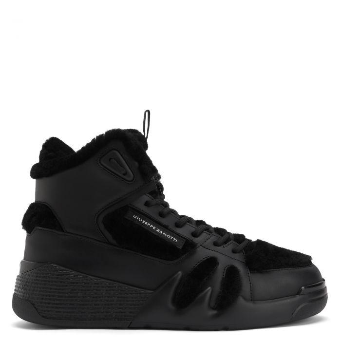 TALON WINTER - Black - Mid top sneakers
