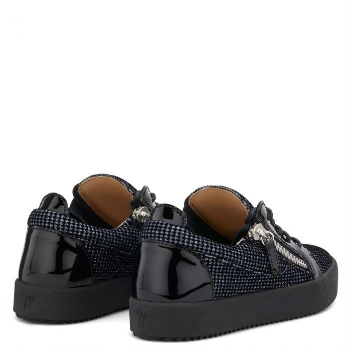 GAIL - Grigio - Sneaker basse