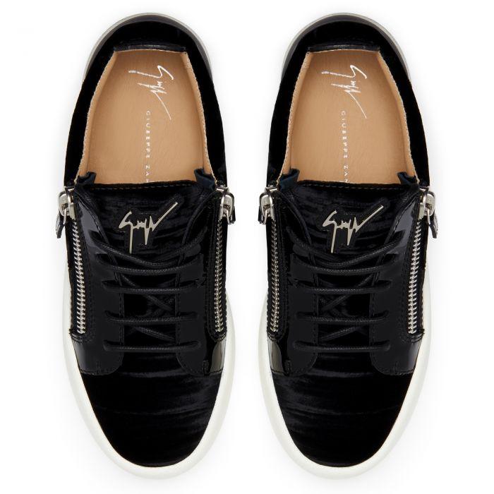 GAIL VELVET - Low top sneakers