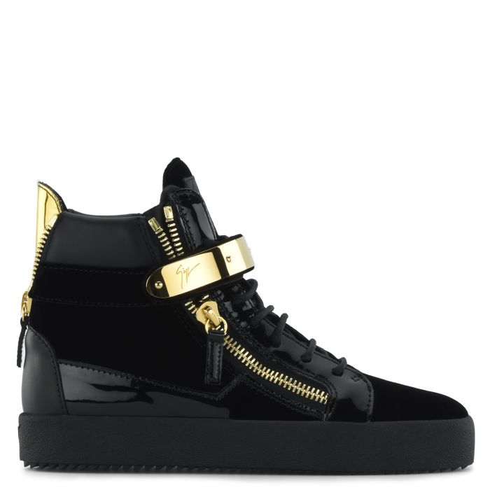 COBY - Black - High top sneakers