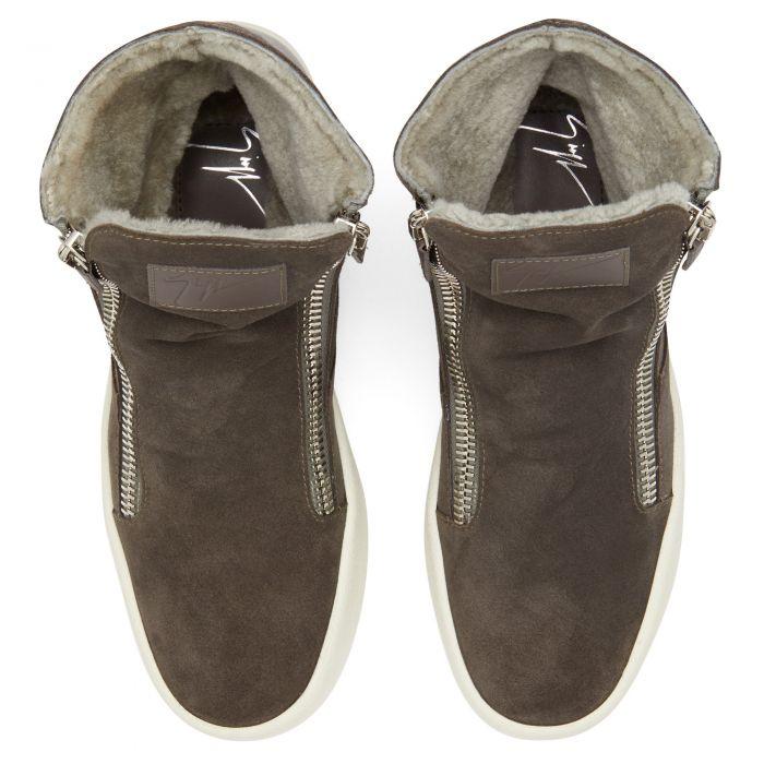 EFFIE - Grey - Low top sneakers