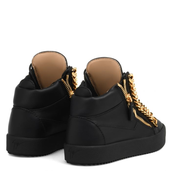 KRISS CHAIN - Mid top sneakers
