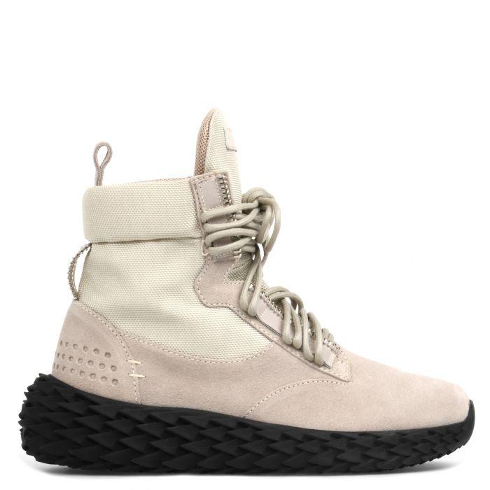 URCHIN - Grey - High top sneakers