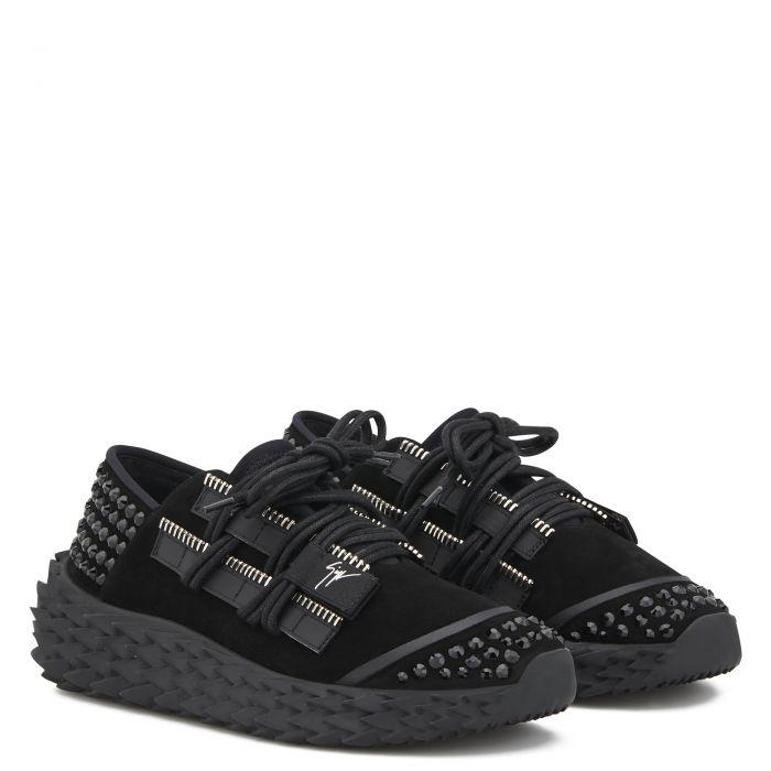 URCHIN - Noir - Sneakers basses