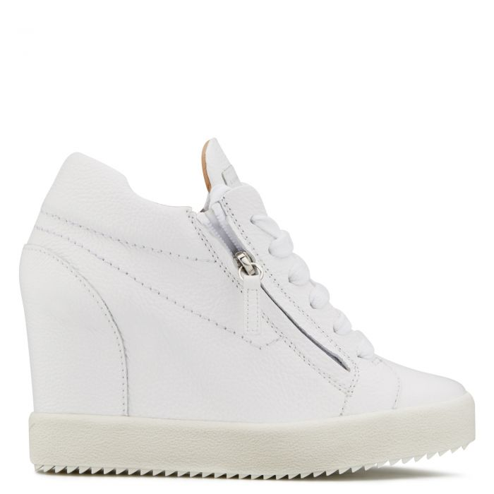ADDY  WEDGE - Weiss - High Top Sneakers