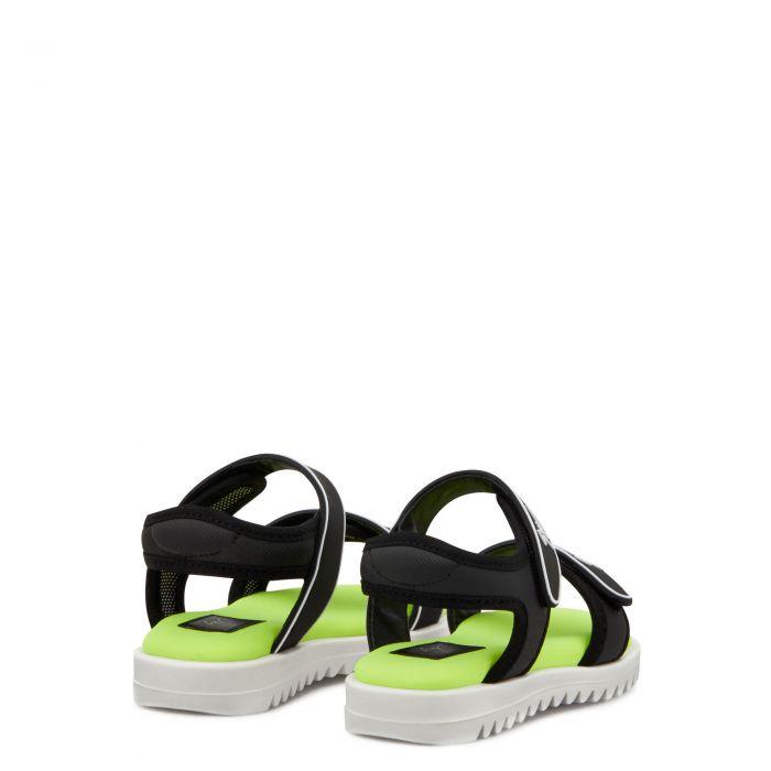 MATTY - Black - Sandals