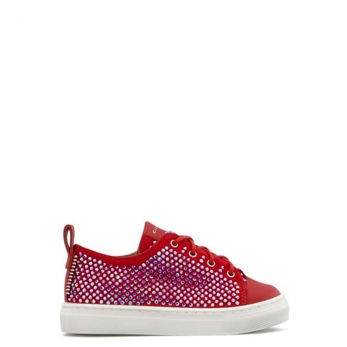 PYIN - Red - Low top sneakers