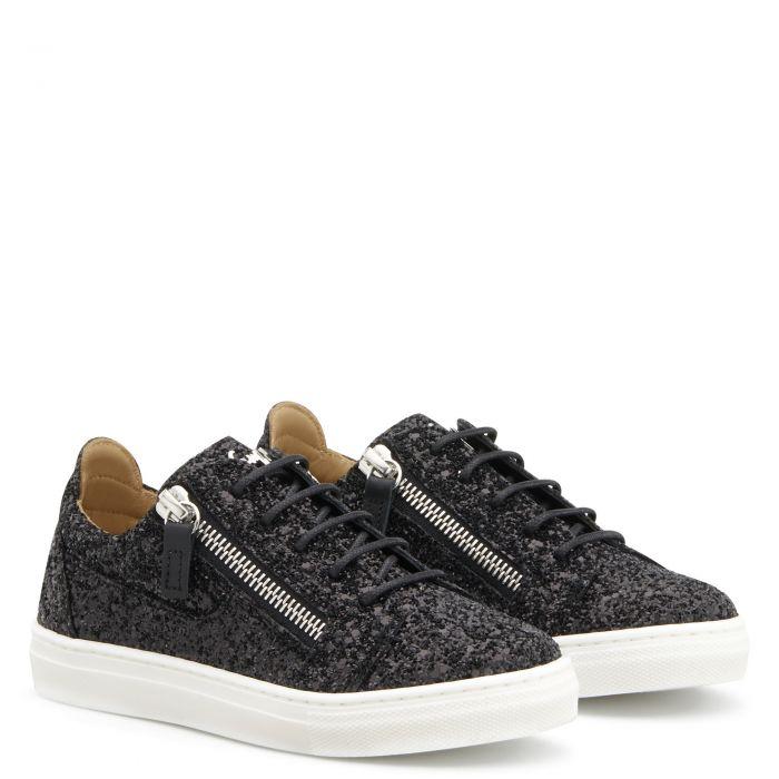CHERYL GLITTER JR. - Low top sneakers