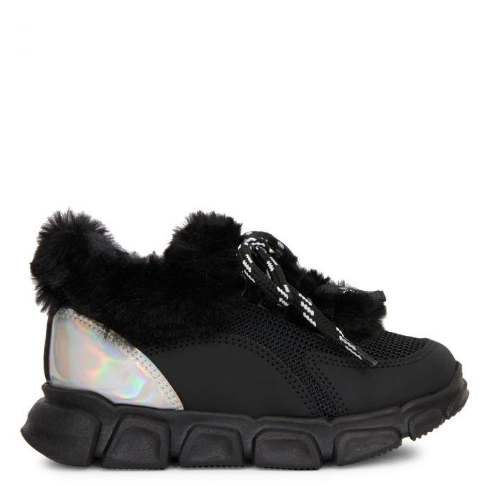 MARSHMALLOW WINTER - BLack - Low top sneakers