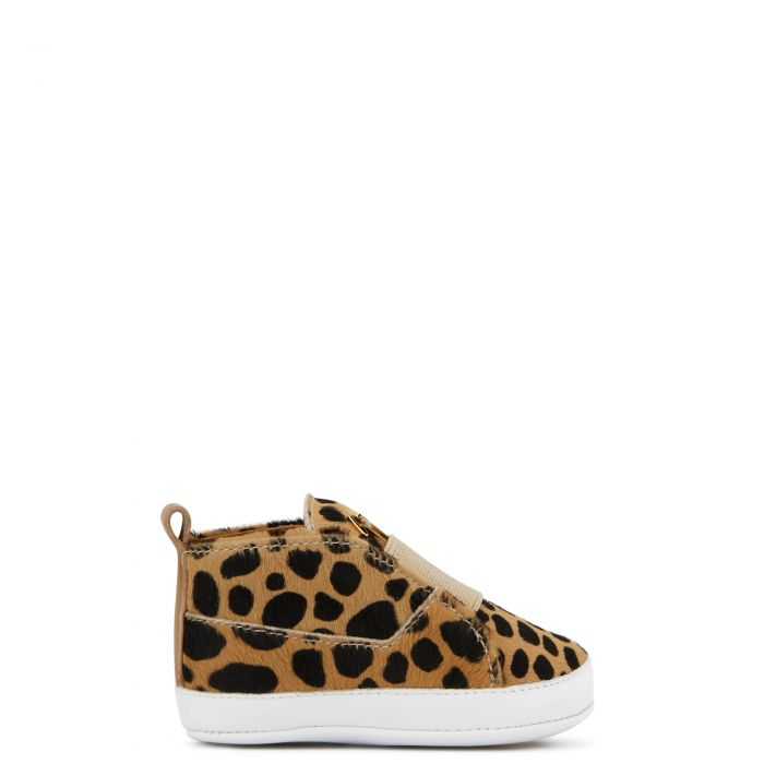 THE BABY - Multicolor - Low top sneakers