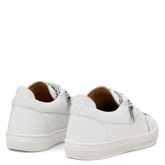 RNBW SKETCH JR. - White - Low top sneakers