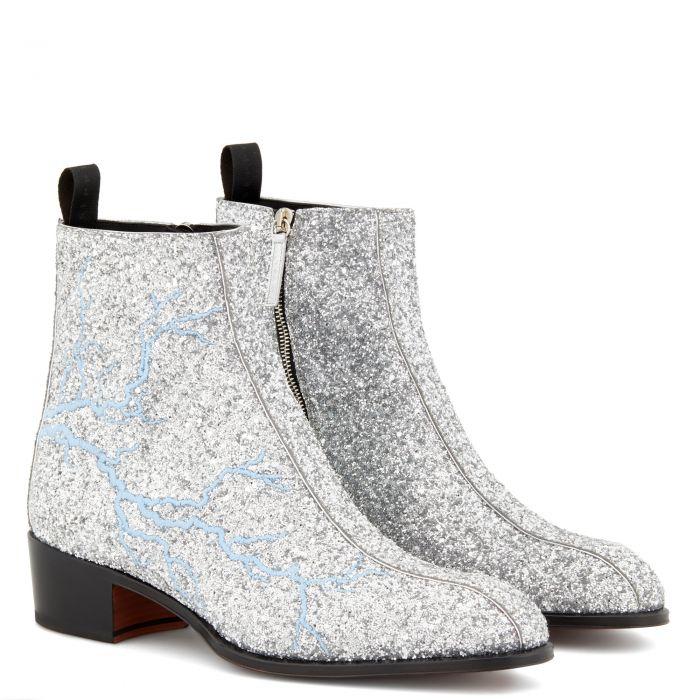 GZXSWAELEE - Silver - Boots