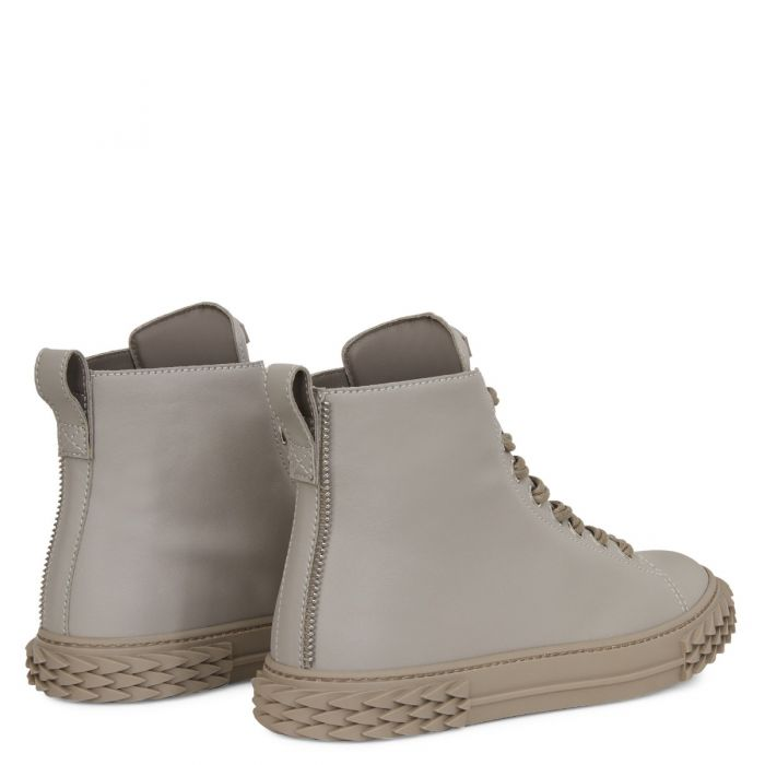 BLABBER - Gris - Sneakers montante