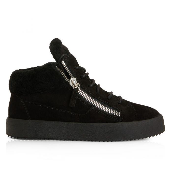 KRISS - Black - Low top sneakers