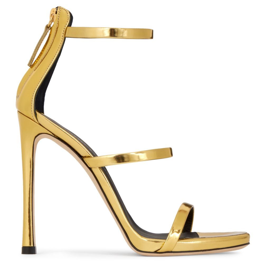 HARMONY - Sandals - Gold   Giuseppe