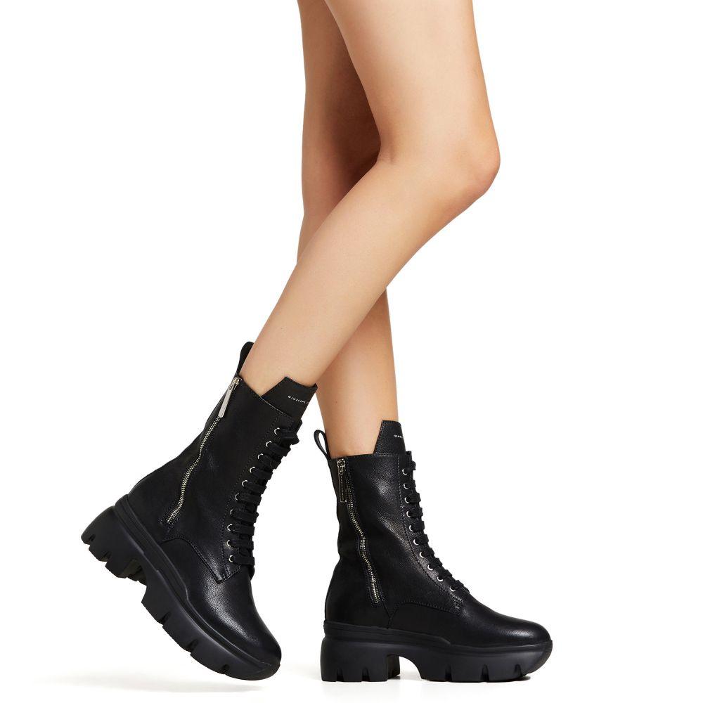 APOCALYPSE - Boots - Black | Giuseppe