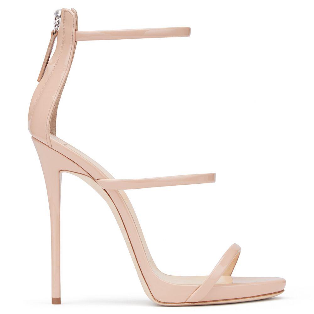 HARMONY - Sandals - Pink   Giuseppe