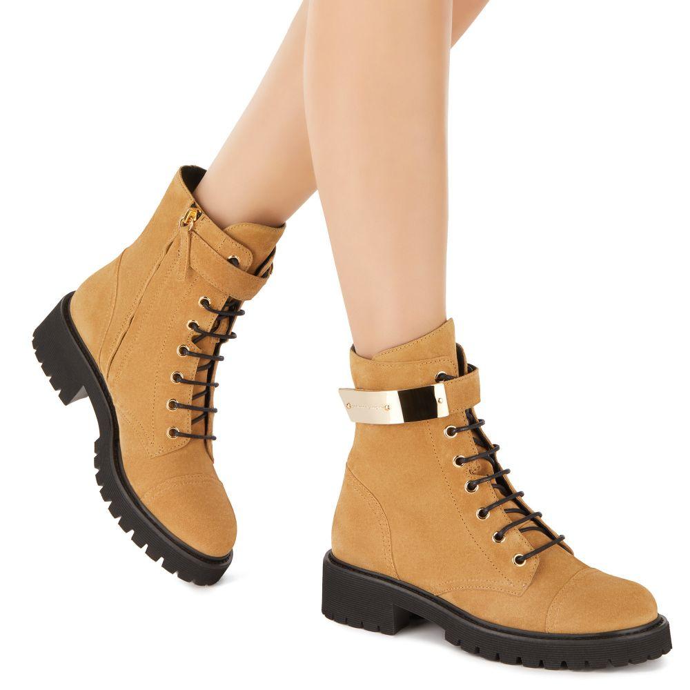 ALEXA - Beige - Stivali