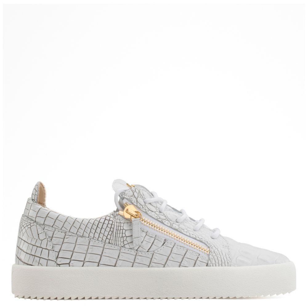 top sneakers - White | Giuseppe Zanotti