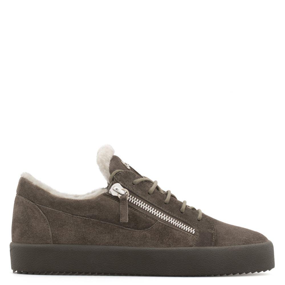top sneakers - Brown | Giuseppe Zanotti